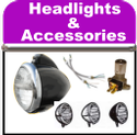 Head Light Accessories
