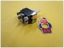 Tanks Switchover Valve Toggle Switch