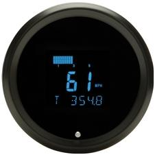 Dakota Digital Round 3-3/8 Inch Performance Speedometer