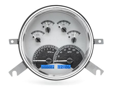 Dakota Digital 1949-1950 Chevy Car VHX Instruments