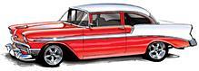 1955-1957 Chevy Suspension Components