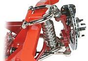 Front Suspension Systems