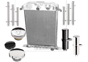 Radiators &  Accessories