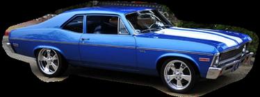 1962-1973 Nova Retrofit Steering Columns