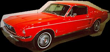 1965-69 Mustang Retrofit Steering Columns