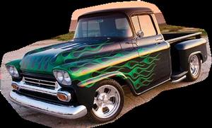 1947-1978 Chevy Truck Retrofit Tilt Steering Columns - Floor & Column Shift