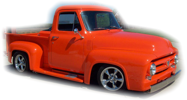 1953-1979 Ford Retrofit Half-Ton Truck Steering Columns