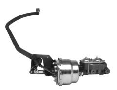 Brake Pedal, Master Cylinder & Booster Assemblies