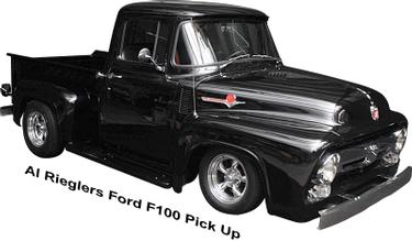 1927-1965 Ford Truck Radiators