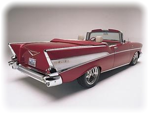 1955-57 Chevy Fuel Tanks