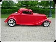 1933-34 Ford Fuel Tanks