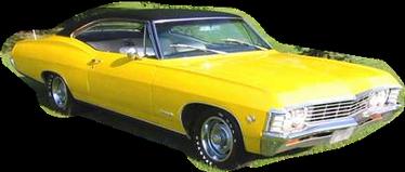 1958 - 1996 Caprice-Impala Gauges