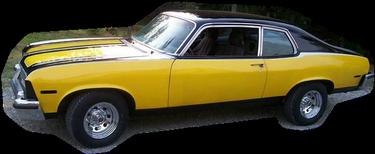 1963 - 1976 Nova Gauges