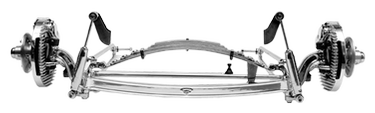 Complete Straight Axle Front End Kits