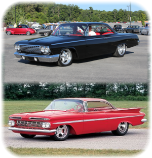 1959-1978 Chevy Cars Griffin Radiators