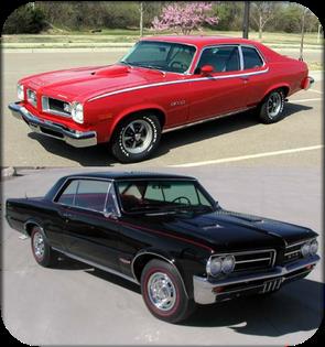 Pontiac 1964-1974 GTO/Firebird