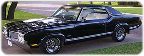Oldsmobile1970-1972 Cutlass