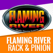 Flaming River Rack & Pinion