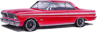 1960-1965 Ford Falcon/1967-1970 Cougar Suspension Systems