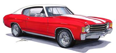 1964-1972 Chevelle Suspension Systems
