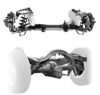 1935-1948 FORD Front and Rear Suspension and Parts