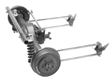 1933-1934 FORD Rear Suspension and Parts