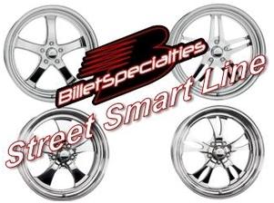 Street Smart Line Wheels