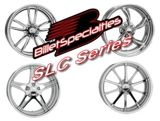 SLC Series Wheels
