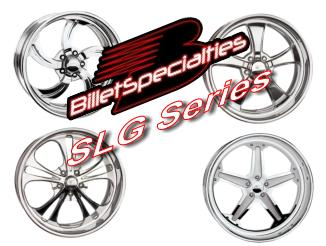 SLG Series Wheels