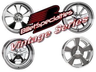 Vintage Series Wheels
