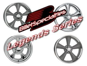 Legends Series Wheels