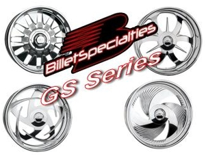 GS Series Wheels