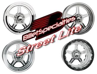 Street Lite Wheels