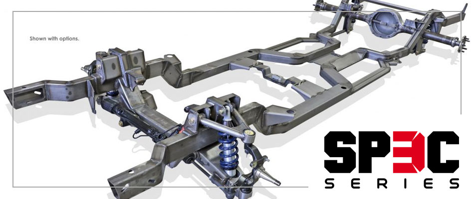 Spec series chassis