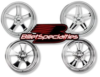 Billet Specialties Wheels