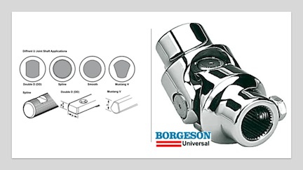 Borgeson U-Joints