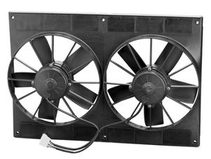 SPAL 11 Inch Dual Radiator Fan