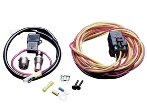 SPAL 195 Degree Thermostat Fan Harness Kit