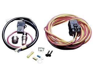 SPAL 185 Degree Thermostat Radiator Fan Harness Kit