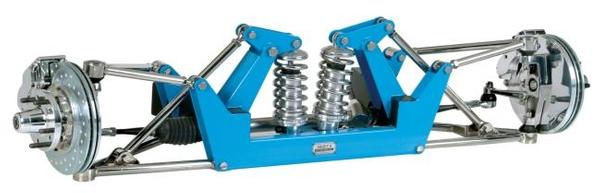 Heidts SUPERIDE II Inboard Shocks Open Wheel IFS