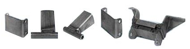 Heidts Motor Mounts for Mustang II Crossmembers
