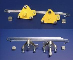 Carolina Custom Inside Door Handle Installation Kit