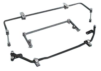 Heidts Street Rod Stabilizer Bars