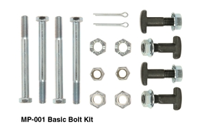 Heidts Mustang II Basic Bolt Kit