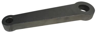 Borgeson Pitman Arm - Steel, Flat, 7 Inch Centers