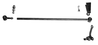Pete and Jakes 1928-1931 FORD MODEL A Front Panhard Rod Kit