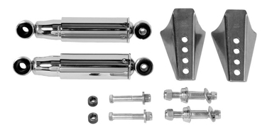 Pete and Jakes 1928-1931 FORD MODEL A Rear Shock Kit