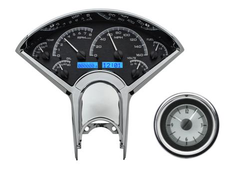 Dakota Digital 1955-1956 Chevy Car VHX Instruments