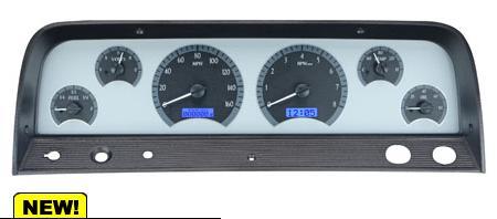 Dakota Digital 1964-1966 Chevy Pickup VHX Instruments