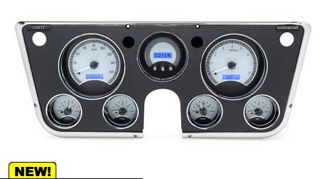 Dakota Digital 1967-1972 Chevy Pickup VHX Instruments
